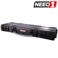 Hard Gun Case Roller Bag