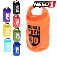 Ocean Pack Waterproof Dry Bag 30L - Available in various colours
