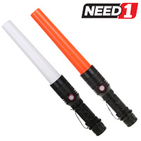 High Powered Rechargable Waterproof CREE LED Torch 130mm Length
