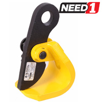 Horizontal Plate Lifting Clamps