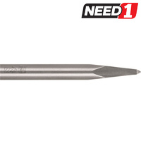 Pointed Chisel Drill Bit