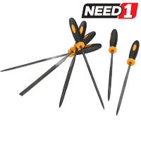 6pc Needle Files Set | 3mm x 150mm
