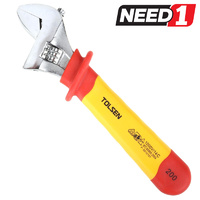 Insulated Adjustable Wrench