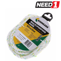 3-Strand Multi-Purpose Rope - 10m x 8mm