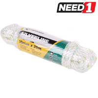 3-Strand Multi-Purpose Rope - 20m x 10mm