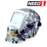 Urban Helmet - Wide View Lens