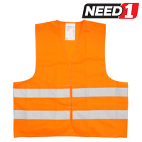 Safety Vests - Orange