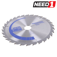 Wood Cutting Saw Blades | 216mm x 30T | 30mm Arbor