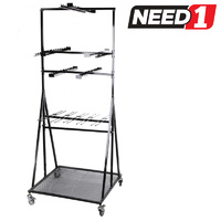 Garden Tool Display Stand