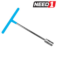 T-Type Wrench CR-V | Available in sizes: 8mm - 16mm