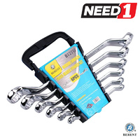 6pc Combo Spanner Set