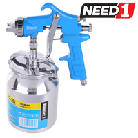 Spray Gun & Pot