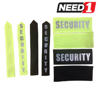 Front & Back Patch for Security Vest