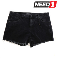 Women's Cut Off Classic Denim Short