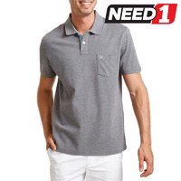 Men's Regent Mercerised Polo Shirt