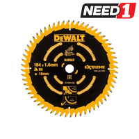 184mm Cordless Mitre Saw Blade