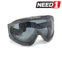 Safety Glasses - Guardian Smoke Lens Goggle