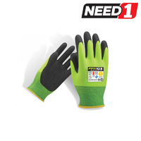 Ultra Hi-Vis Safety Gloves