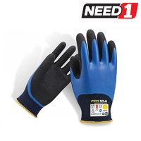 Wet Repel Safety Gloves - XL