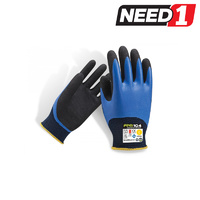 Wet Repel Safety Gloves