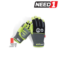 MX8 Tradie Fast Fit Mechanic's Safety Glove