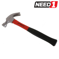 Claw Hammers With Fibreglass Handle