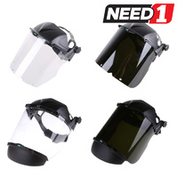V-Gard Hi-Impact Polycarbonate Face Shield with Fully Adjustable Headgear