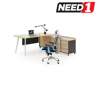 Executive Office Desk - Right Hand Return