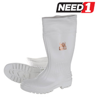 Gumboots - White - Non-Safety
