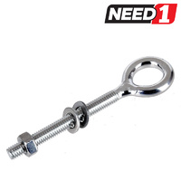 Eye Bolts w. Nut & 2x Washers