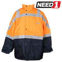 Hi-Vis All-Weather Jacket