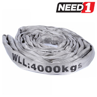 Round Lifting Sling - 4T