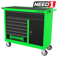 7-Drawer Wide Body Roller Tool Cabinet