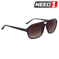 Sunglasses - Gradient Brown Tint
