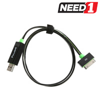 Flashing Light Charge & Sync Cable