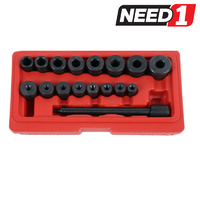 17pc Universal Clutch Aligning Kit