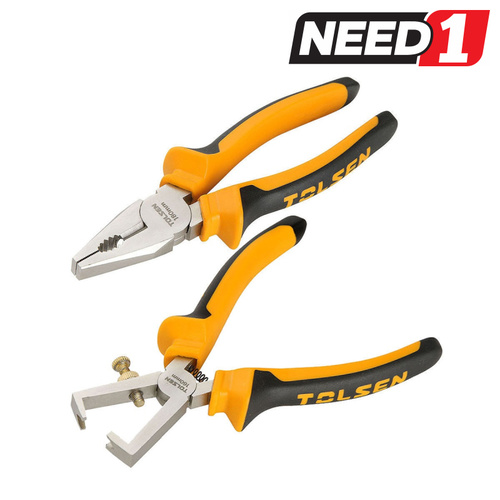 Wire Stripping Pliers & Combination Pliers