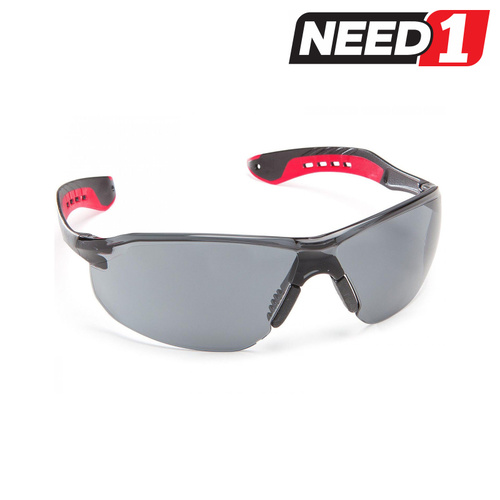 Safety Glasses - Glide Smoke Lens