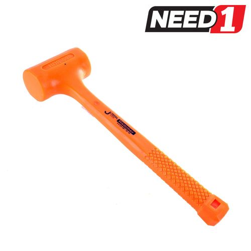 Rubber Hammer - Shockproof